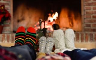 house warm in winter